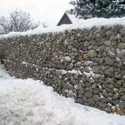 Габионы Забор из габиона