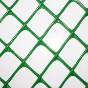Пластиковая сетка Сетка пластиковая ромбическая, 60 × 60 мм